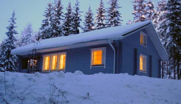 Fins Vakantie Huis : Ons vakantiehuis in finland